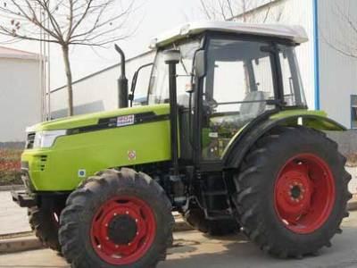 洛阳博马-904拖拉机