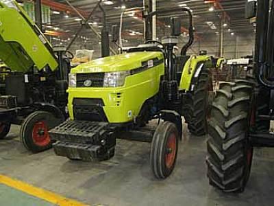 洛阳博马800拖拉机