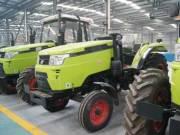 750轮式拖拉机