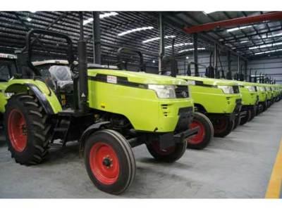 洛阳博马-950拖拉机