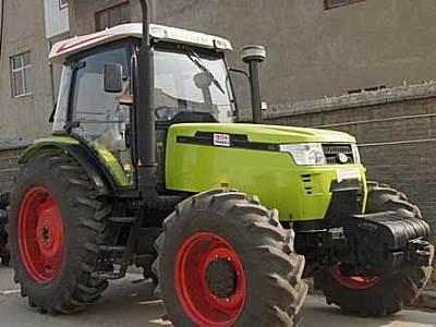 洛阳博马1204型拖拉机