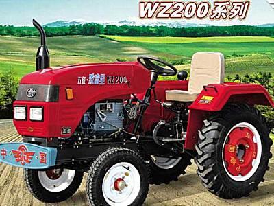 五征200拖拉机