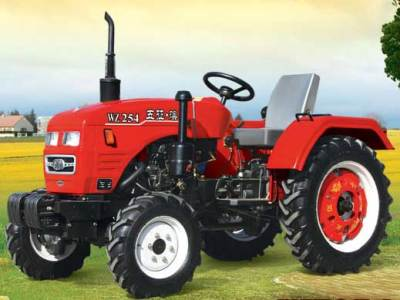 五征WZ254X四轮驱动拖拉机
