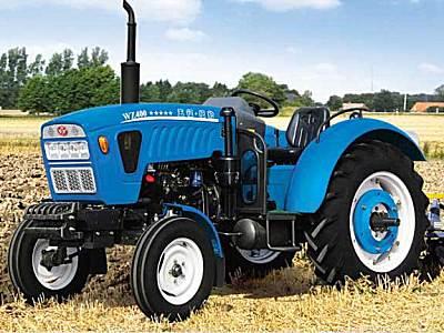 五征WZ400两轮驱动拖拉机