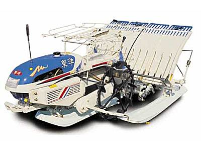 东洋2ZS-4(PF455S)手扶插秧机