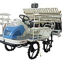 江蘇東洋P600水稻插秧機