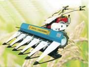 科瑞申4GL-150割晒机