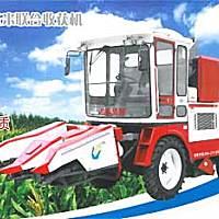 農寶4YZ-2玉米收獲機