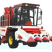 农宝4YZ-3玉米收获机