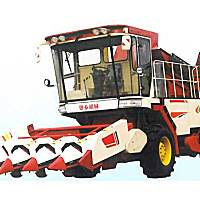 農寶4YZ-4玉米收獲機