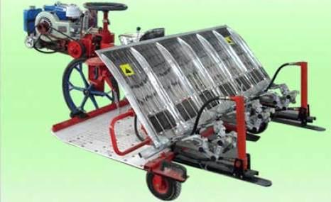 神苗2Z-6300乘坐式水稻插秧机