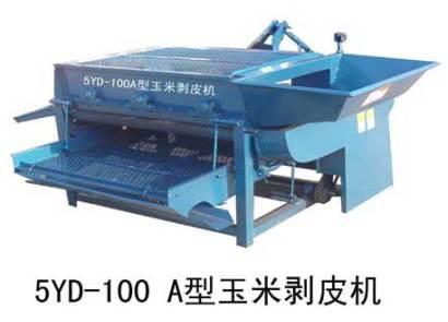 福麟5YB-100A玉米剥皮机