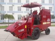 4YZ-2玉米收獲機