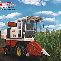 新三王4YW-3玉米收获机