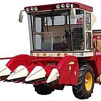新三王4YZ-3玉米收获机