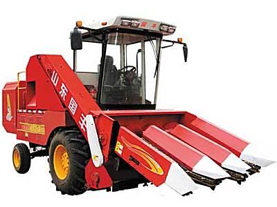 世纪国丰4YZ-3玉米收割机