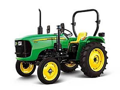 约翰迪尔280两轮驱动拖拉机