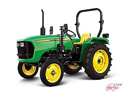 约翰迪尔300两轮驱动拖拉机
