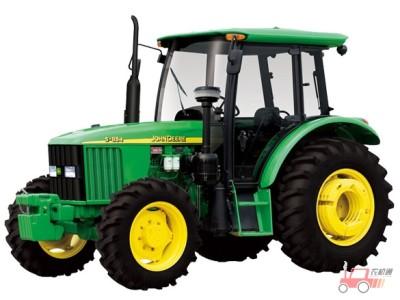约翰迪尔JD5-854四轮驱动拖拉机