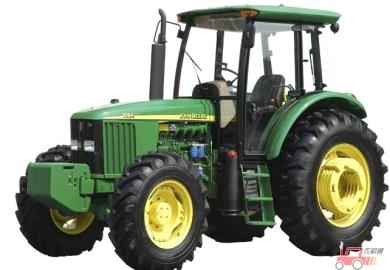 约翰迪尔JD1054四轮驱动拖拉机