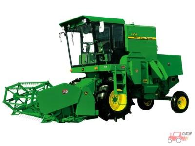 约翰迪尔4LZ-3.5(L60)自走轮式谷物联合收割机