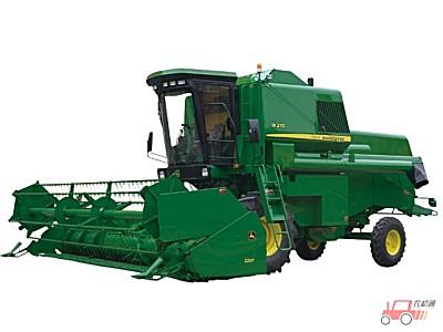 约翰迪尔4LZ-7(W210)(原1076)谷物收获机械