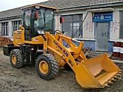 出售2012年鲁工926型2吨装载机、抓草机、抓木机