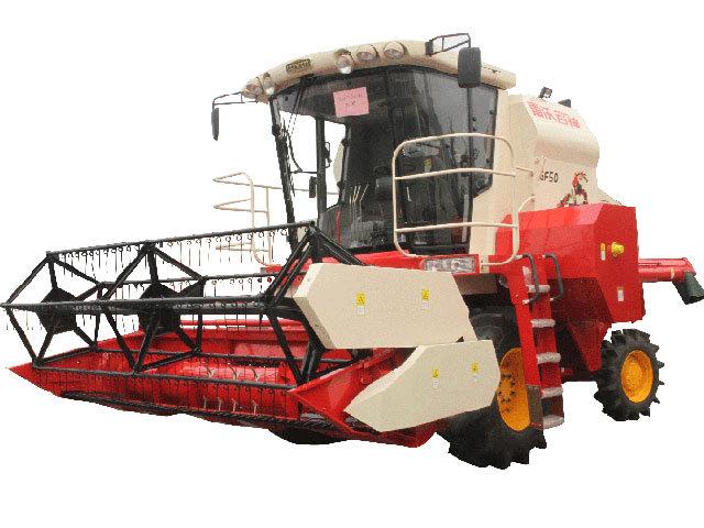雷沃谷神GF50小麦联合收割机