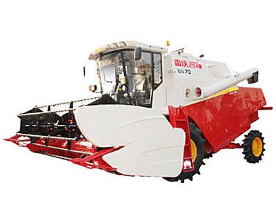 福田雷沃谷神GN70联合收割机