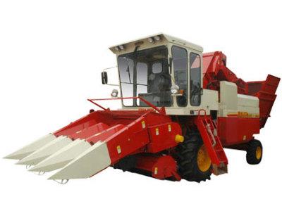 雷沃谷神4YZ-3C剥皮型自走式玉米收获机