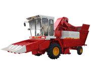 雷沃谷神4YZ-4B摘穗剥皮型自走式玉米收获机