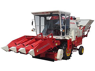 雷沃谷神CE03(4YL-3E)自走式玉米收割机