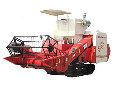 福田谷神4LZ-2A(DB200)全喂入履带式谷物联合收割机