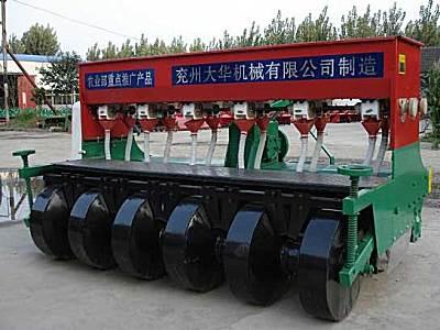 大华2BMSF-6免耕施肥播种机