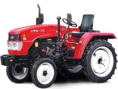 东方红200拖拉机