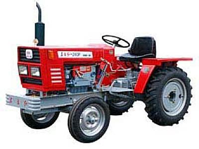 东方红U240拖拉机