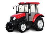 东方红-500拖拉机