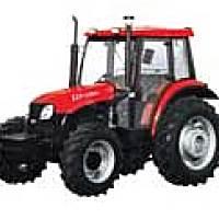東方紅LX754四輪驅動拖拉機