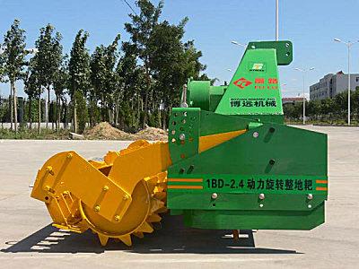 中农博远1BD-2.4动力驱动耙