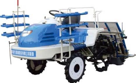 碧浪2ZG630A乘坐式水稻插秧机