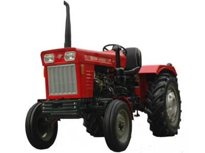 山拖泰山TS350型两轮驱动拖拉机