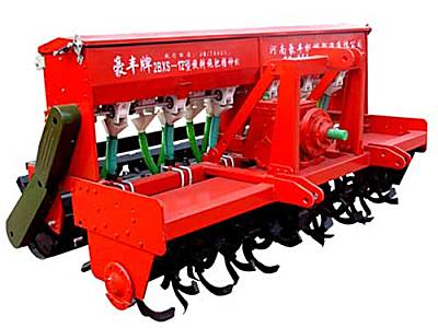 豪豐2BXS-14免耕施肥播種機