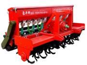 豪丰2BXS-14免耕施肥播种机