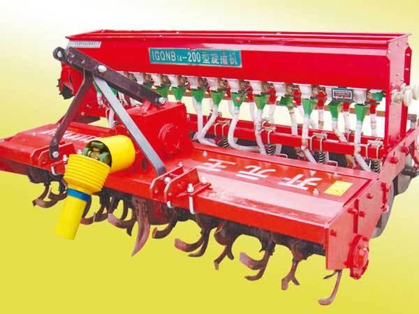 河北圣和開元王2BFG-14(6)(220)旋耕施肥條播機