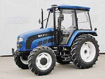 雷沃欧豹M754-D拖拉机