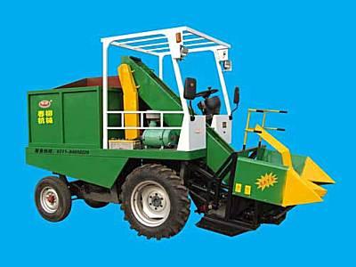 春柳4YL-2自走式玉米收获机