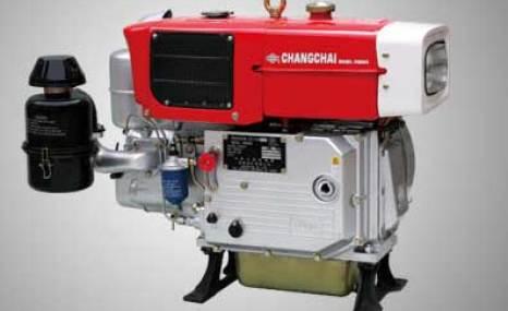 常柴ZS1115单缸柴油机