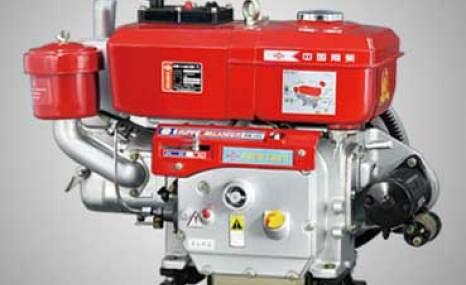 常柴单缸水冷FD系列发电机组