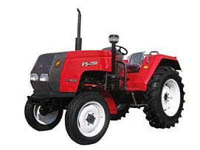 弗雷森FS-750拖拉机