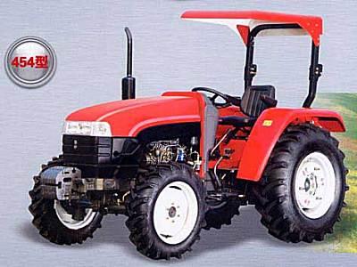 鲁中鲁中-454四轮驱动拖拉机